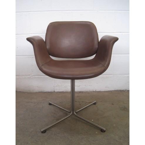 "EJ205 ""Flamingo"" Chairs for Erik Jorgensen - Denmark"