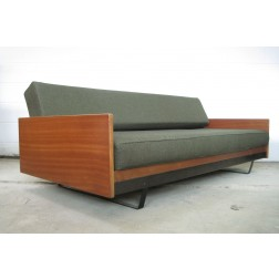 Robin Day double convertible sofa-bed for Hille c1958 - England