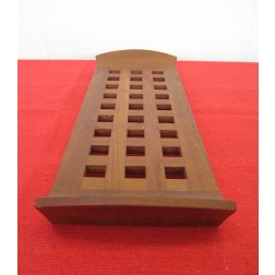 Jens Quistgaard lattice serving tray / board for Dansk Designs c1960s - Denmark